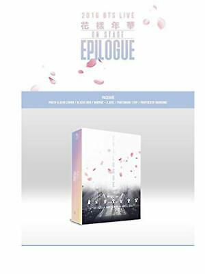2016 BTS Live In The Mood For Love On Stage: Epilogue Concert Blu-Ray Kpop