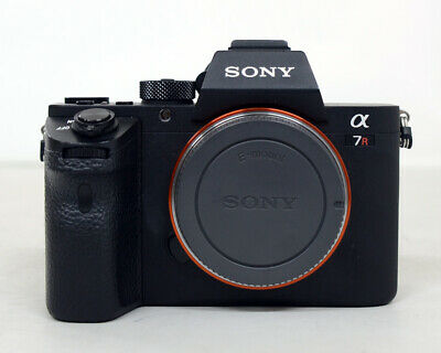 Sony ILCE-7RM2 A7RII A7RM2 A7R II A7R2 Digital SLR Camera - Only Body