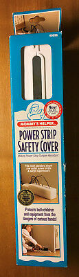 Mommy's helper power strip safety cover new in box