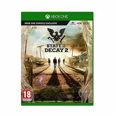 State of Decay 2 Xbox One Brand New Sealed Official UK Free Delivery