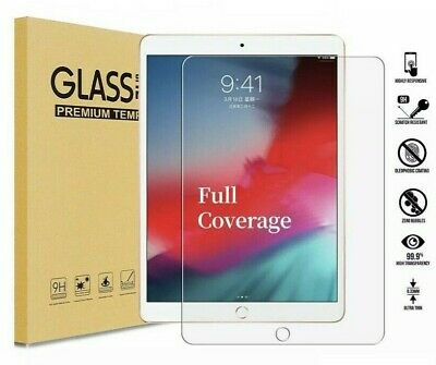 """100% Genuine LCD Tempered Glass Screen Protector For Apple Ipad 9.7"""" 2017"""