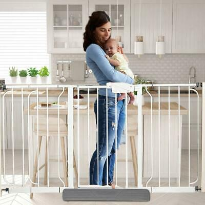 Security gate through baby pet door fence fence indoor security dog pet door
