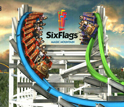 Six Flags Over Georgia Tickets $32  A Promo Discount Tool - Plus No Fees!