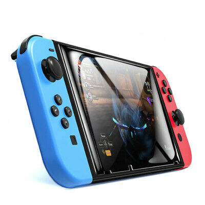 Nintendo Switch Screen Protector Tempered Glass TWIN Pack by gardARCADE