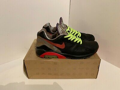 on sale 7f7fe 58cf7   RARE   Nike Air Max 180 Opium 2005 release QS UK11 US12