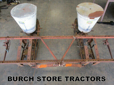 3 Point Hitch 2 Row Cole Corn Seed Planter 699 99 Picclick