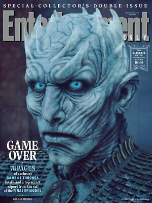 Entertainment Weekly March 15/22 2019 Game of Thrones - #16 The Night King