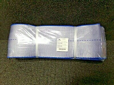 """18 ft. Flat Eye and Eye - Type 3 Web Sling, Polyester, Number of Plies: 2, 6"""" W"""