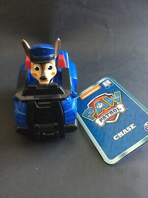 Paw Patrol Racers Chase BNWT Free Shipping