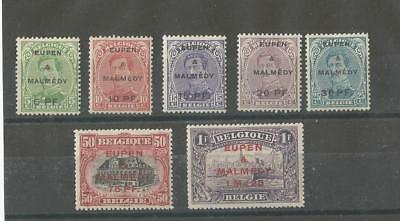 Timbres occupation OC55/61**