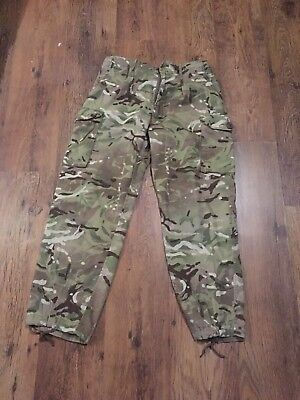 "British Army Issue MTP Camouflage S95 Lightweight Trousers 85/104/120 42"" Waist"