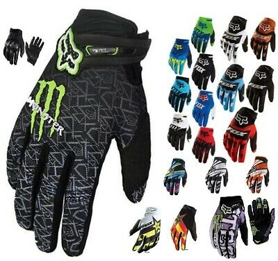 FOX Cycling Gloves Racing Biking motorcycle Motorbike Dirtpaw Bicycle MTB XC DH