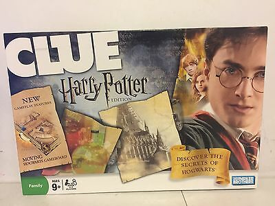 Clue: Harry Potter Edition (Discontinued by manufacturer)