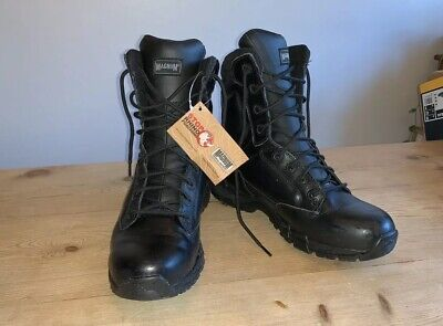 d0bf5dfccf NEW SIZE 9 Magnum Viper Pro 8.0 Leather Waterproof Combat Work Boots ...