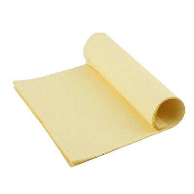 50 SHEETS A4 Yellow PCB Circuit Board Thermal Heat Transfer Paper