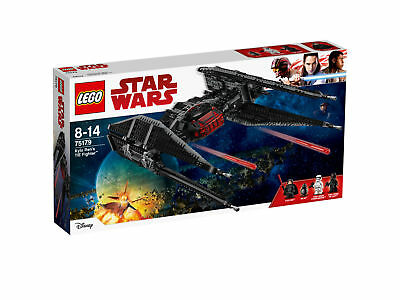 LEGO® Star Wars™ - 75179 Kylo Ren's TIE Fighter - NEU - Stormtrooper BB-9E Pilot