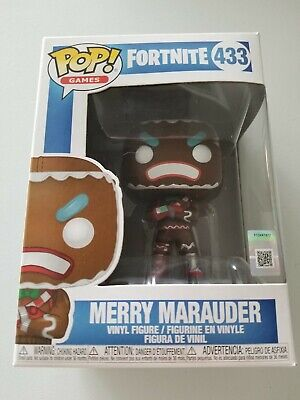 Funko Pop Merry Marauder #433 Fortnite