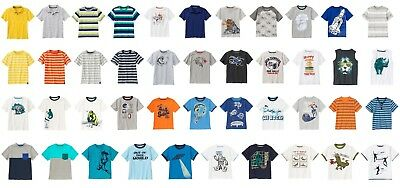 NEW Gymboree Boys Fire Truck Short Sleeve Tee Top NWT 4 5 6 Year Ladder Front