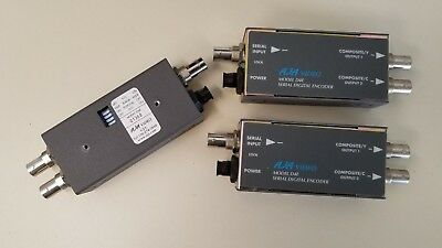 Used Aja D4E Serial Digital Encoder