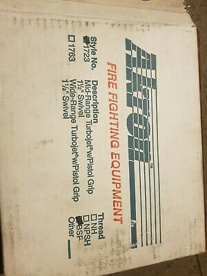 Brand  new fire brigade Akron branch fire hose firefighting fire nozzle 1723