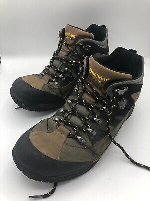 92a375c0d5a DUNHAM CLOUD HIKING Boots Waterproof Mens 10.5 Mid Brown Leather ...