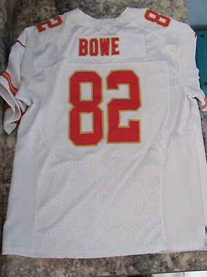 Nice MEN'S SZ 48 XL Dwayne Bowe Kansas City Chiefs On Field Nike Jersey  for sale