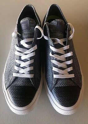 4111441dc4432 CONVERSE CHUCK TAYLOR All Star X Nike Flyknit Ox Low 157594C Light ...