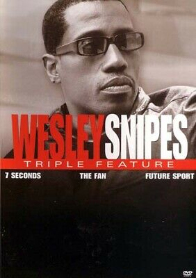 Wesley Snipes Triple Feature - 7 Seconds/The Fan/Future Sport (Dvd)