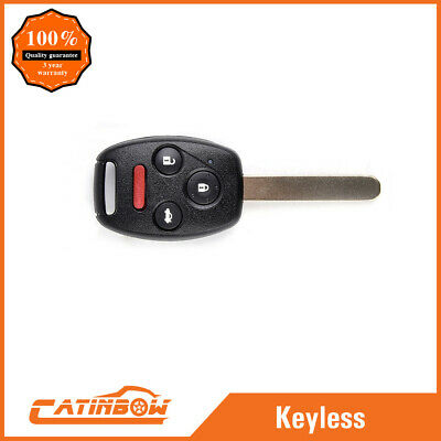 Dash Cams, Alarms & Security Keyless Entry Remote Control Car Key Fob Replacement for Civic N5F-S0084A 4BTN Parts & Accessories