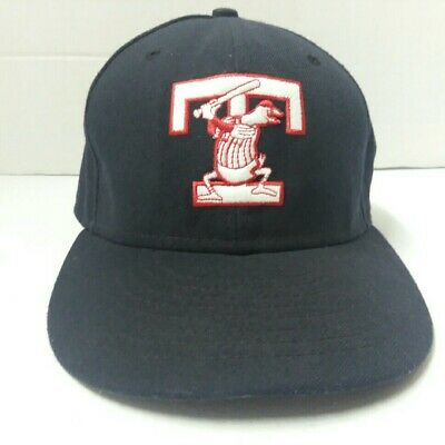4a8c240146aa6 59Fifty New ERA Toledo Mud Hens Embroider Logo Baseball Cap size 7 Fitted  Hat
