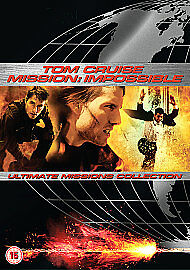 Mission Impossible: Ultimate Missions Collection (5 Disc Box Set) [DVD], Very Go