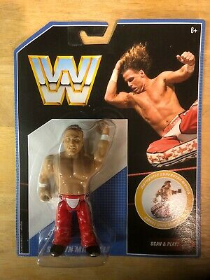 WWE Mattel Retro HBK Shawn Michaels Figure HOT NEW WWF AEW Series 7