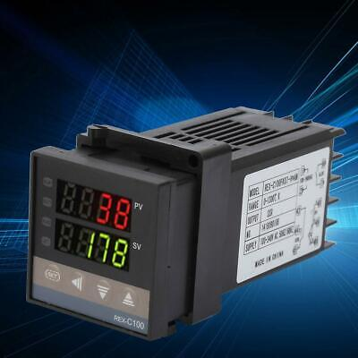 Professional REX-C100 Digital Alarm PID Temperature Controller Machine 0℃~1300℃