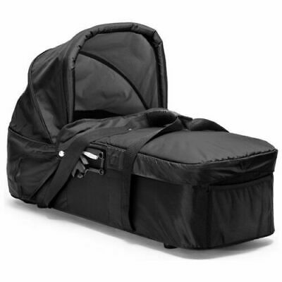 Baby Jogger City Compact Bassinet - Black Grey