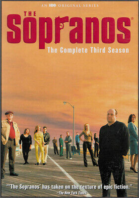 The Sopranos - The Complete Season 3 (Keepcase) (Dvd)