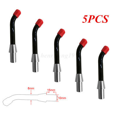 5Pc Universal Replace LED Guide Tips for Woodpecker 1/3 Second Curing Light Lamp