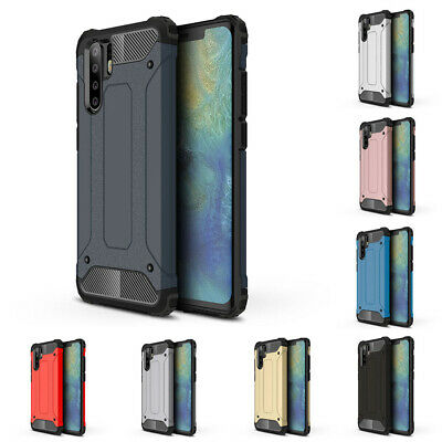 For Huawei P30 Pro/Lite Shockproof Hybrid Hard Case Rugged Armor Bumper Cover