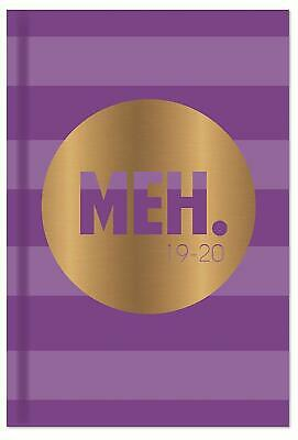 2019-2020 A5 Student Academic Mid Year Diary Week To View Casebound Planner