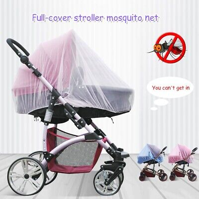 Baby Mosquito Net for Stroller Car Seat Infant Bug Protection Insect Cover New