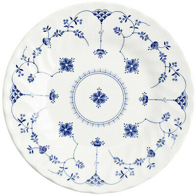 CHURCHILL / QUEEN'S FINLANDIA 4 x SALAD PLATES 20.5cm - NEW (Made in England)