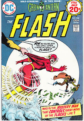 Flash 228 - Trickster App (Bronze Age 1974) - 8.5