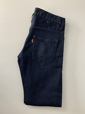 Levis Taper Fit Boys Jeans, Size Age 10 Years, Blue, Tapered Fit, Vgc