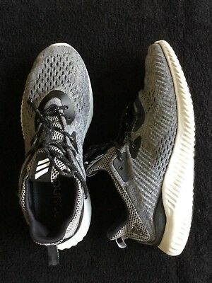 Adidas Alphabounce EM M Mens Athletic Shoes Size 9 Excellent Used EUC Running