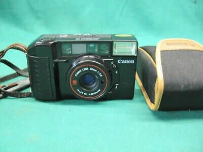 Canon Sure Shot AF35MII Camera Near Mint Tested and Guaranteed with Case