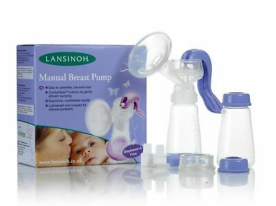 Lansinoh Manual Breast Pump