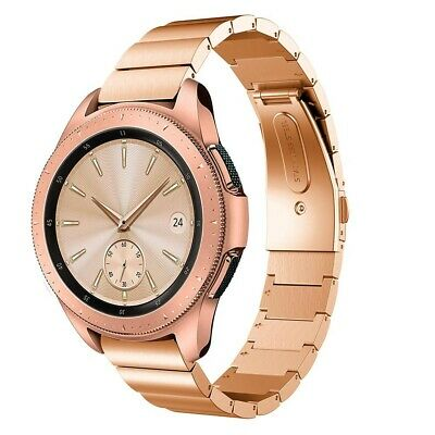 Correa Pulsera Brazalete Acero Inoxidable Samsung Galaxy Watch 42Mm Oro Rosa
