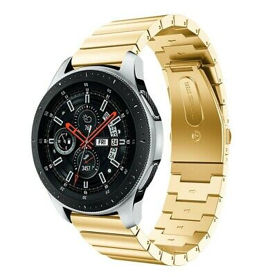 Correa Pulsera Brazalete Acero Inoxidable Samsung Galaxy Watch 46Mm Oro