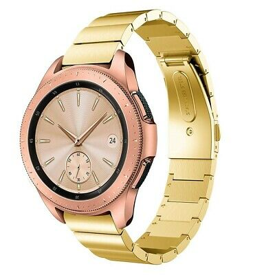 Correa Pulsera Brazalete Acero Inoxidable Samsung Galaxy Watch 42Mm Oro