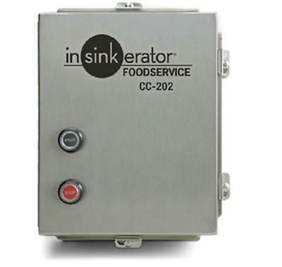 InSinkErator CC202D-8 For SS-100 To SS-1000 Garbage Disposers Control Center