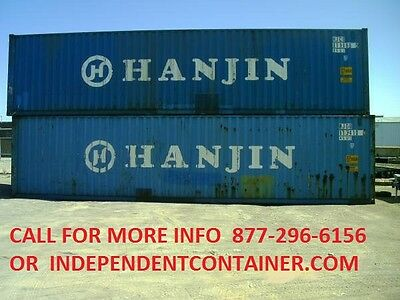 40' Cargo Container / Shipping Container / Storage Container in Indianapolis, IN